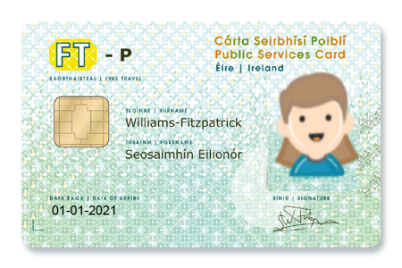 Psc Card